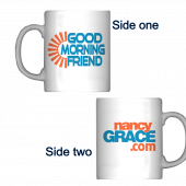 Nancy Grace Coffee Mug