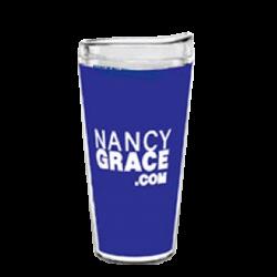 Nancy Grace 16oz Acrylic Tumbler
