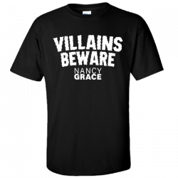 Nancy Grace Halloween Tee