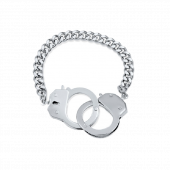 Nancy Grace Handcuff Bracelet